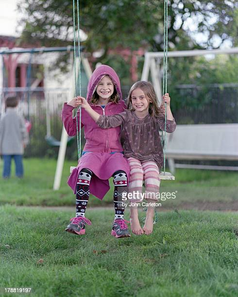 swing sisters - stockings no shoes stock pictures, royalty-free photos & images