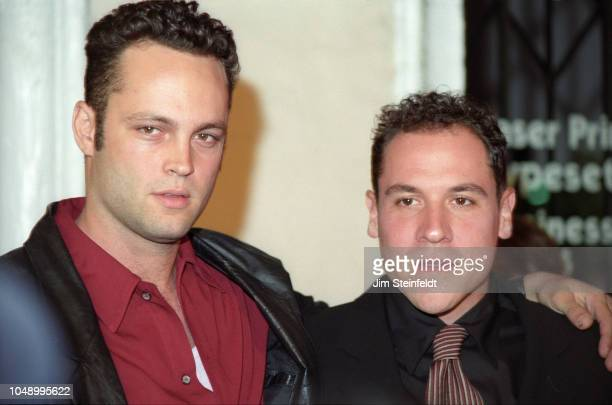 Swingers movie premiere at the Vista Theatre in Los Angeles, California on October 6, 1996. (Photo by Jim Steinfeldt/Michael Ochs Archives/Getty Image