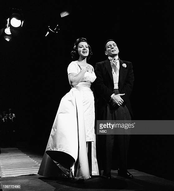 """Swingin' at the Summit"""" Episode 518 -- Pictured: Singers Kay Starr, Tony Bennett --"""