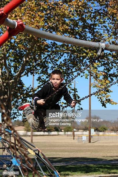 swinging - lynn pleasant stock pictures, royalty-free photos & images