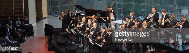 Swinging with the Big Bands with the host Michael Feinstein and Vince Giordano and the Nighthawks at the Allen Room on Wednesday night June 12...