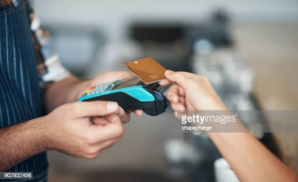 Swipe and pay