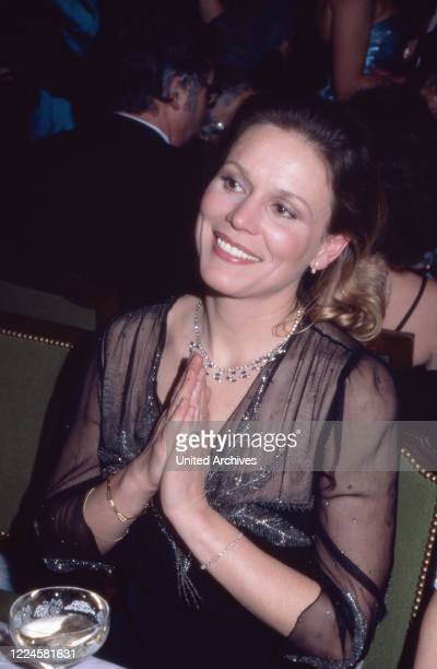 Swiss actress Marthe Keller Germany 1980s