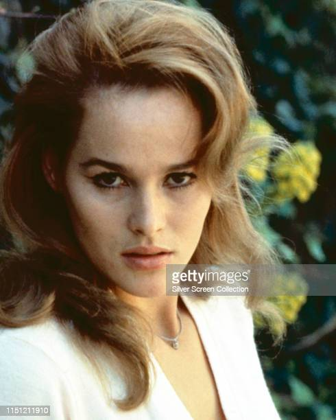 Swiss actress Ursula Andress circa 1960