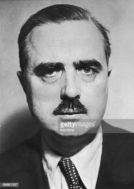 Swiss administrator Carl Jacob Burckhardt newlyappointed President of the International Committee of the Red Cross 1944 Burckhardt held the post...