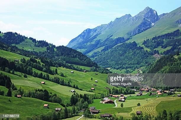 Swiss Alps, Jaun Pass