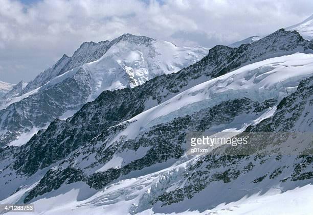 Schweizer Alpen Jungfraujoch