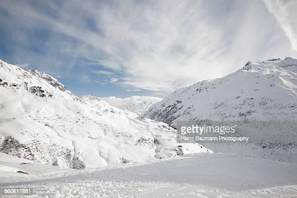 swiss alps - heinz baumann photography stock-fotos und bilder