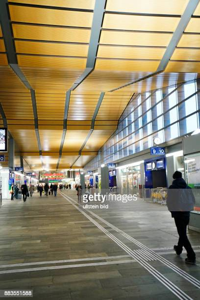 Swiss Basel 20160110 Bahnhof basel SBB