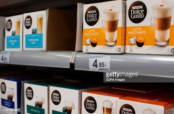 World S Best Nescafe Dolce Gusto Capsules Stock Pictures