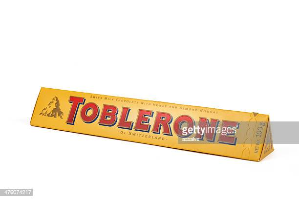 TOBLERONE Swiss Chocolate bar