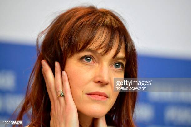 "DEU: ""My Little Sister"" Press Conference - 70th Berlinale International Film Festival"