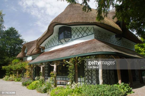 Swiss Cottage by John Nash