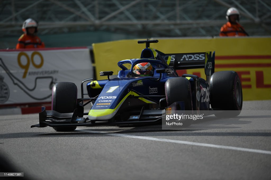 F2 Monaco GP - Race 1 : News Photo