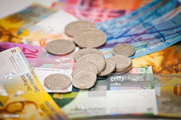 Schweizer Franken Währung