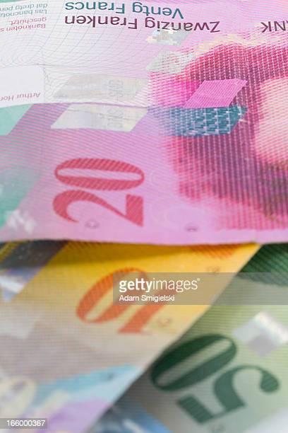 Schweizer francs