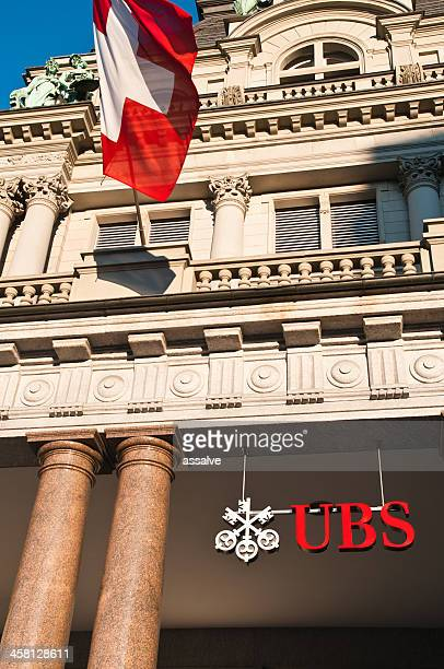 UBS AG Swiss global financial services company