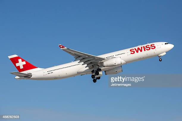 Suíça ar internacional linhas Airbus um 330-300