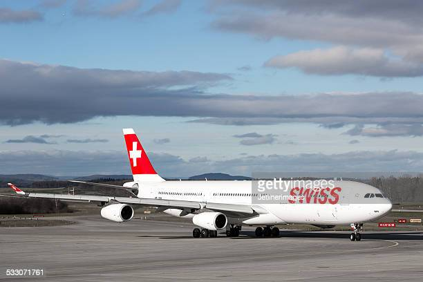 Swiss International Air Lines Airbus A340-300