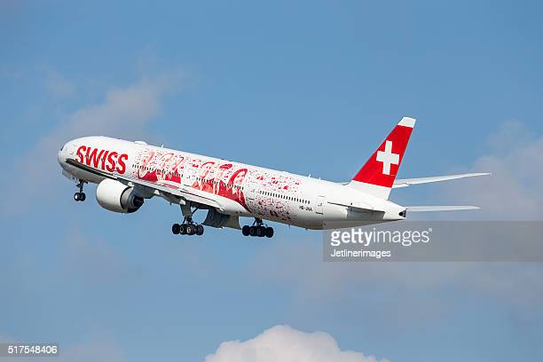 Swiss International Airlines Boeing 777-300/ER