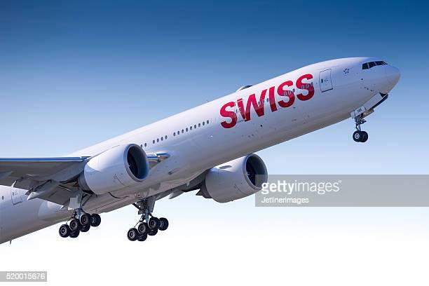 Swiss International Airlines Boeing 777-300/ER