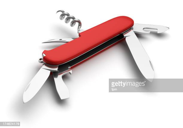 Couteau suisse (un meilleur éclairage