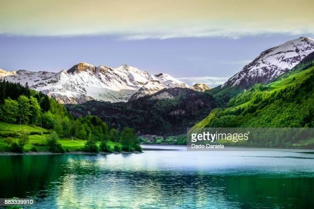 Swiss Lake Sarnersee
