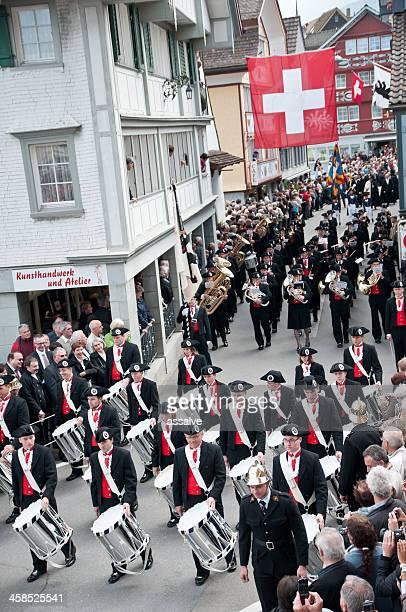 """Schweizer music society Musikgesellschaft Harmonie Appenzell"""""""""""