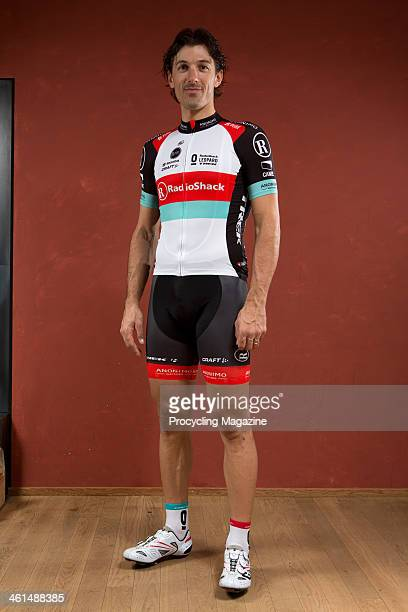 Swiss professional road race cyclist Fabian Cancellara of UCI Pro Team RadioShack-Leopard photographed during a portrait shoot for Procycling...