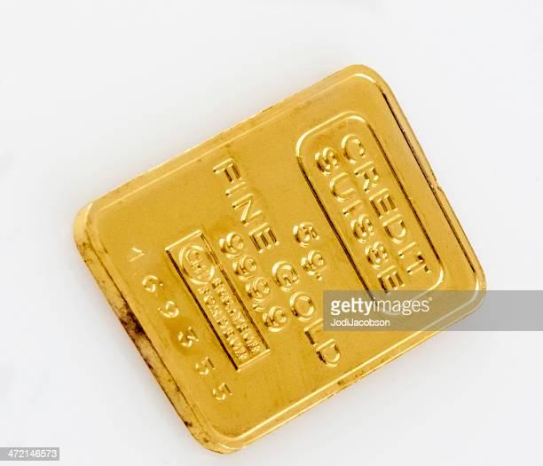 Schweizer pure gold bar