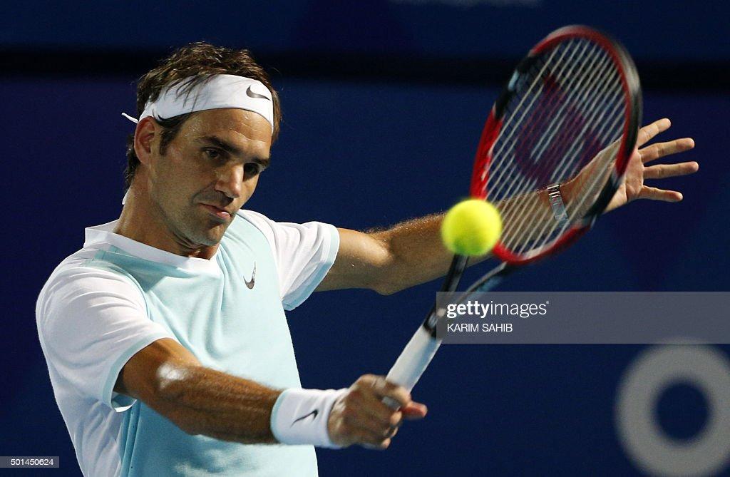 TENNIS-IPTL-UAE : News Photo