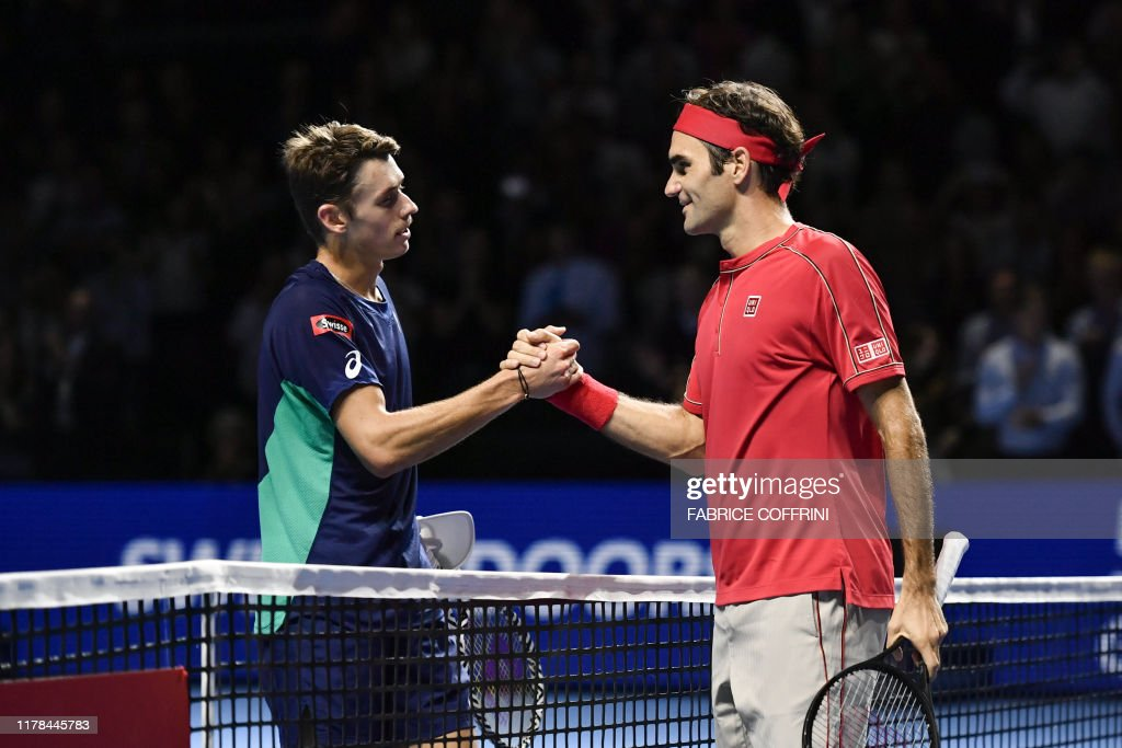 TENNIS-ATP-SUI : News Photo