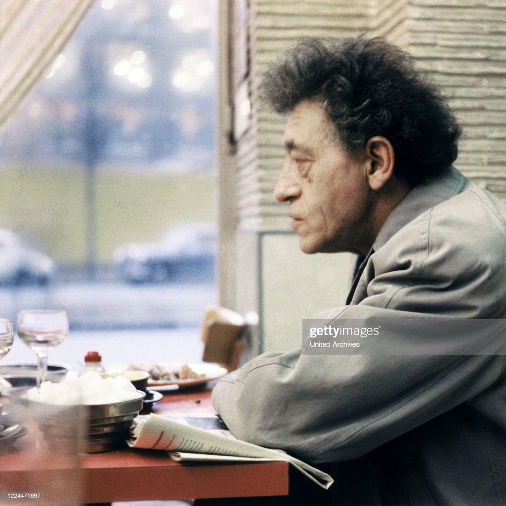 Alberto Giacometti : Nachrichtenfoto
