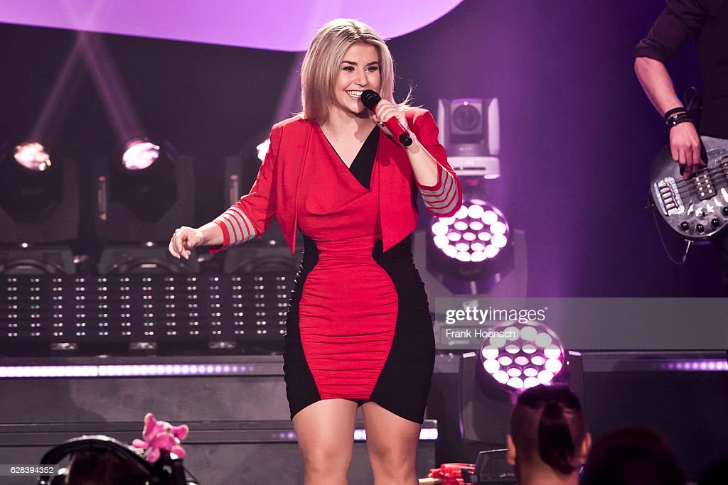 Beatrice Egli Performs In Berlin