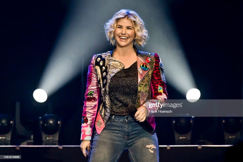 Beatrice Egli Performs In Berlin : News Photo
