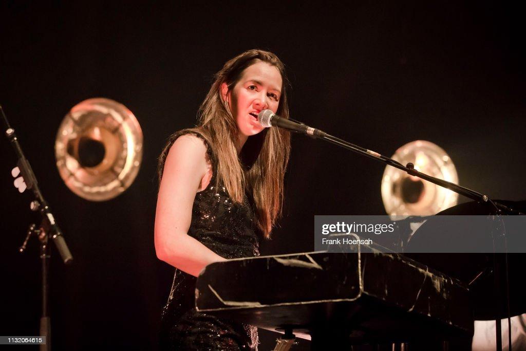 DEU: Sophie Hunger Performs In Berlin