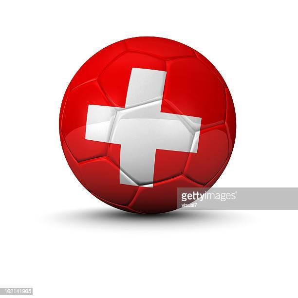 Schweizer Fußball ball