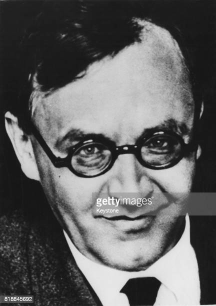 Swiss theologian Karl Barth circa 1930