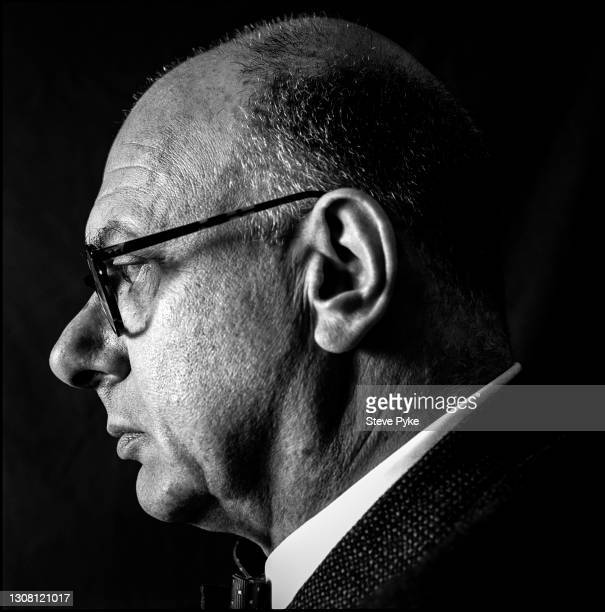 Swiss-American conductor, educator, and scholar, Leon Botstein, at Bard College, where he serves as President, Annandale-on-Hudson, New York, 29th...
