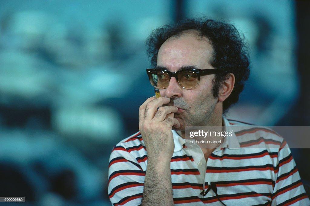Director Jean-Luc Godard : News Photo