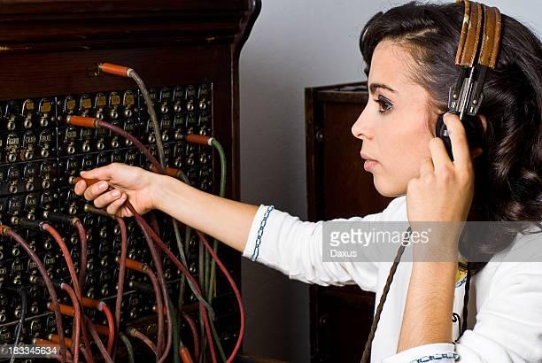 Switch Board Operator