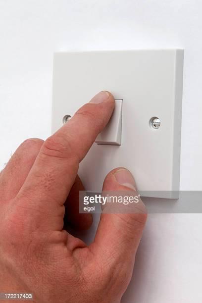 Switch off light