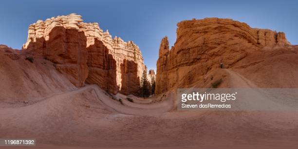 switchback trail - utah stock pictures, royalty-free photos & images