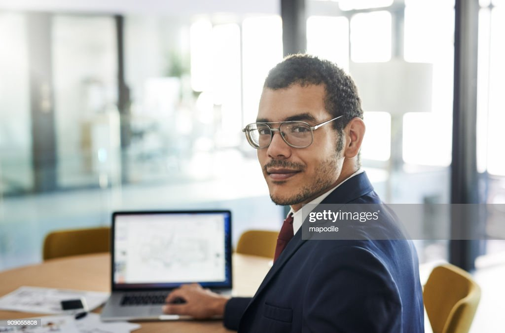 Switched onto success : Stock Photo