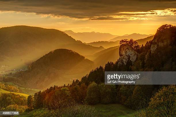 Switzerland, Canton of Basel-Land, Swiss Jura mountains, Eptingen