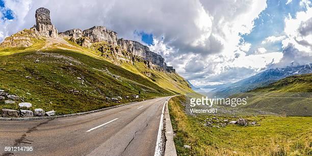 Switzerland, Canton of Glarus, Klausen Pass