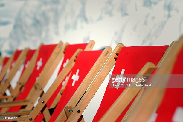 Switzerland chairs on pilatus