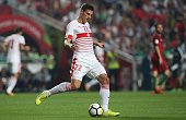 lisbon portugal switzerland defender fabian schar
