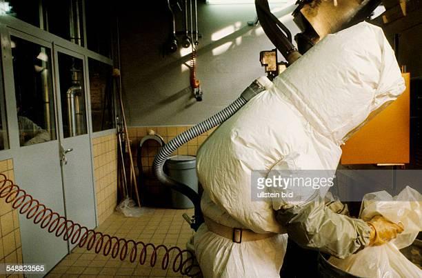 CHE Switzerland Europe Basel Roche Company Filling of sleeping drugs