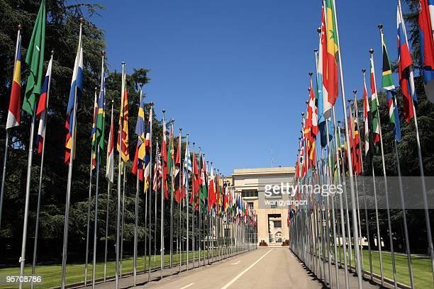 Switzerland, Geneva, the United Nations